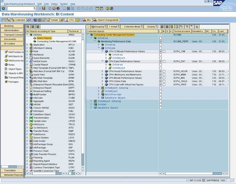Sap Netweaver Business Warehouse Sap Bw Business