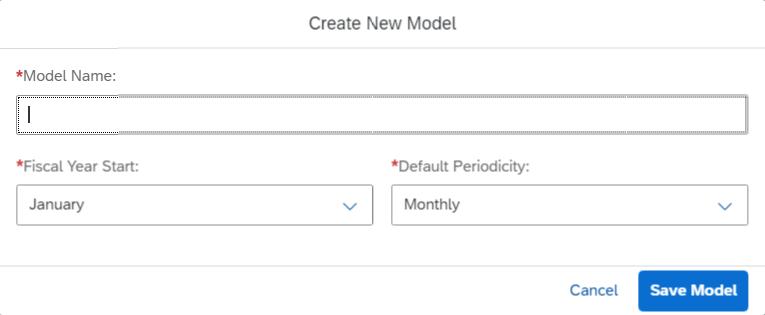 SPEAR Admin Create Model